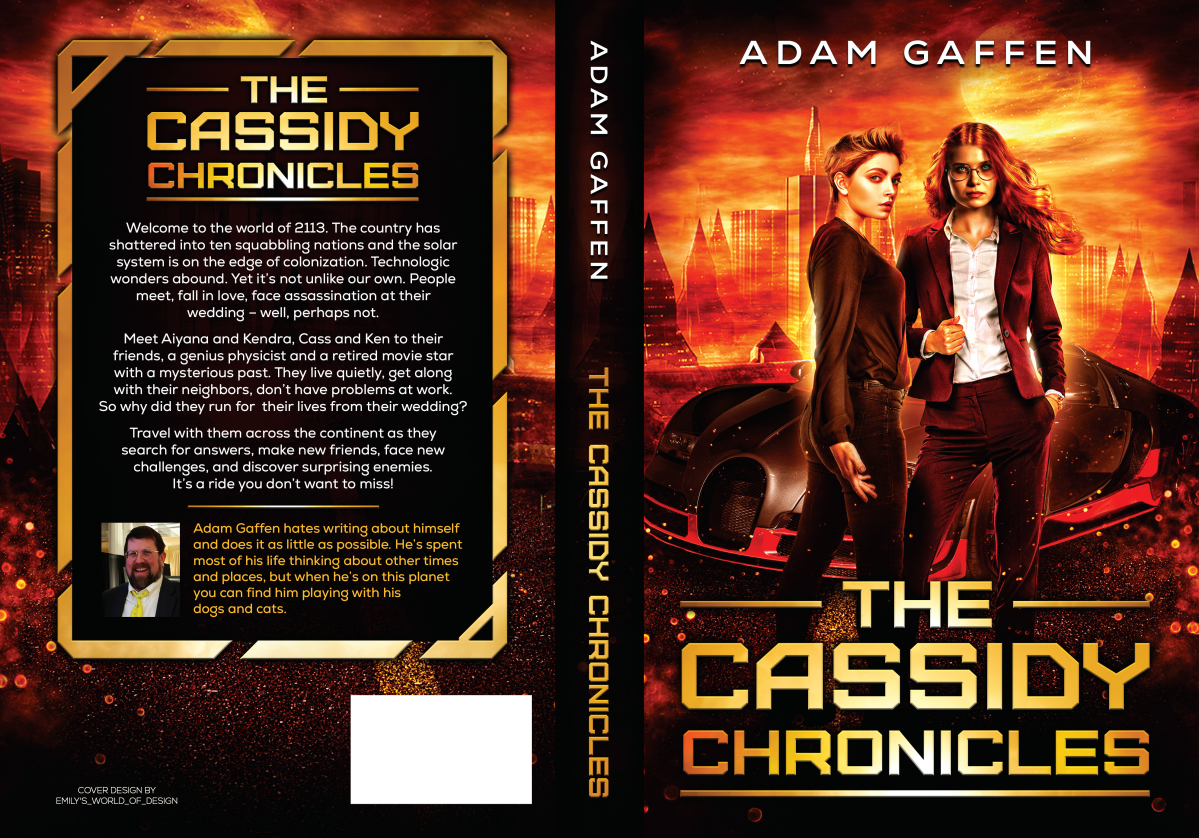Cover for eBook and Print