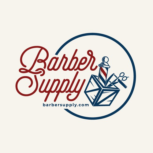 BarberSupply.com - Simple Barber Logo Needed!