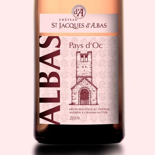 St. Jacques d' Albas
