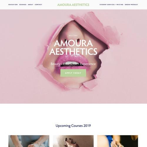 Amoura Aesthetic School