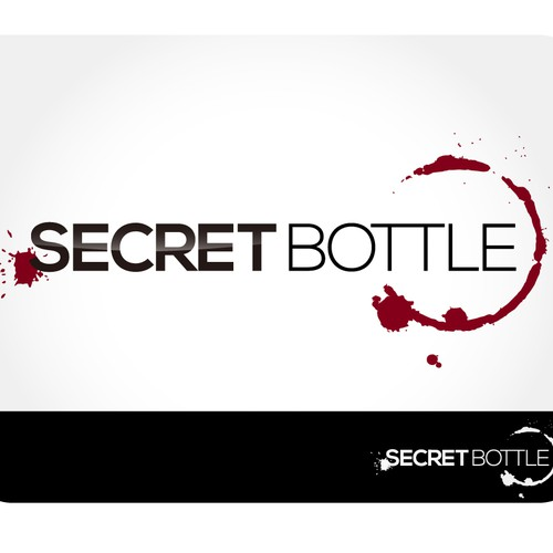 logo for Secret Bottle
