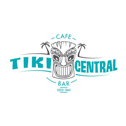 LOGO Tiki Cafe and Bar