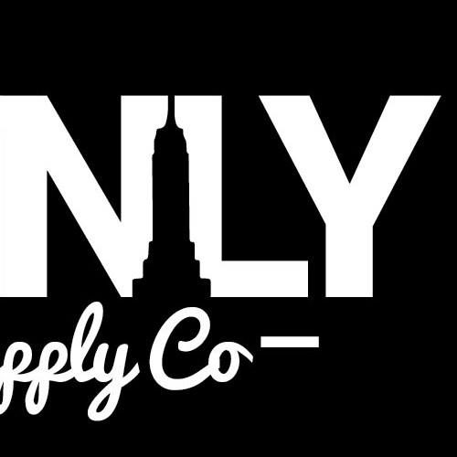 """Create a logo with the empire state building and the word """"STNLY"""" or """"STNLY Supply Co"""" for clothing"""