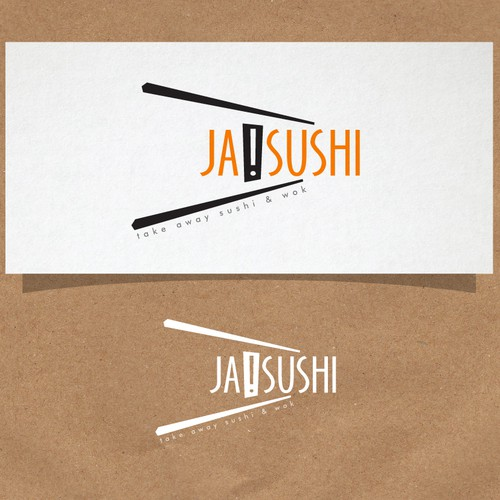 ja! sushi needs a new logo