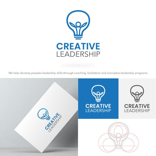 Luxurious Logo for Creative Leadership