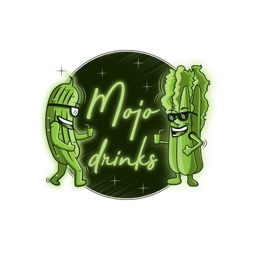 Mojo Drinks, Mojo Logo
