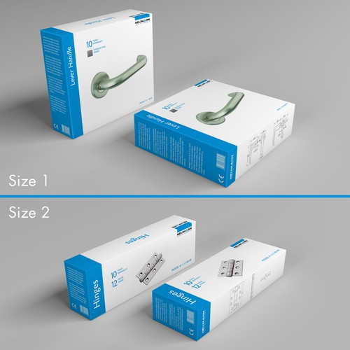 NEUMANN product packaging