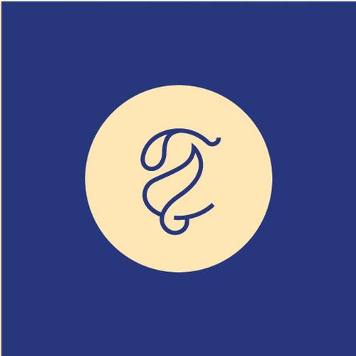 Elegant Letter A