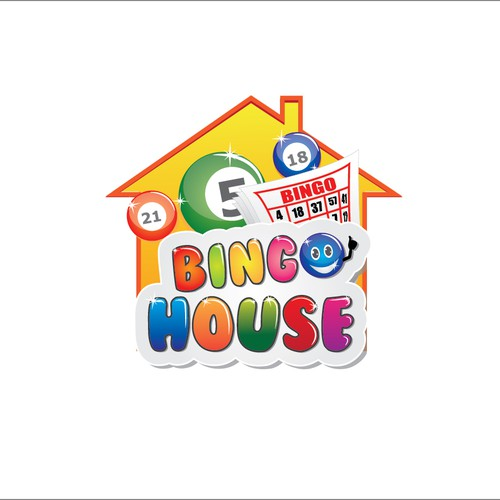 Logo For Bingo House