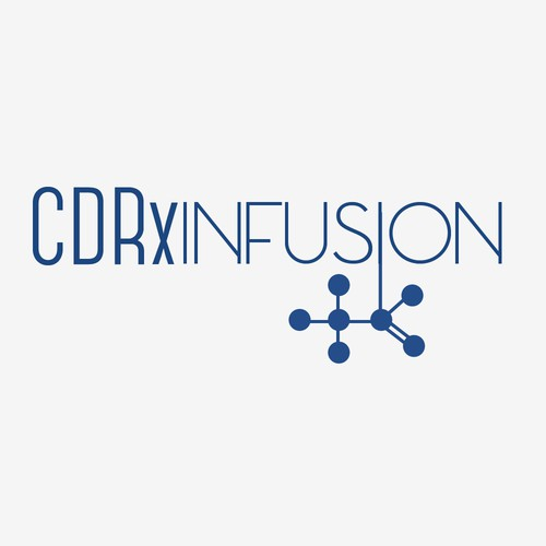 Logo for infusion company