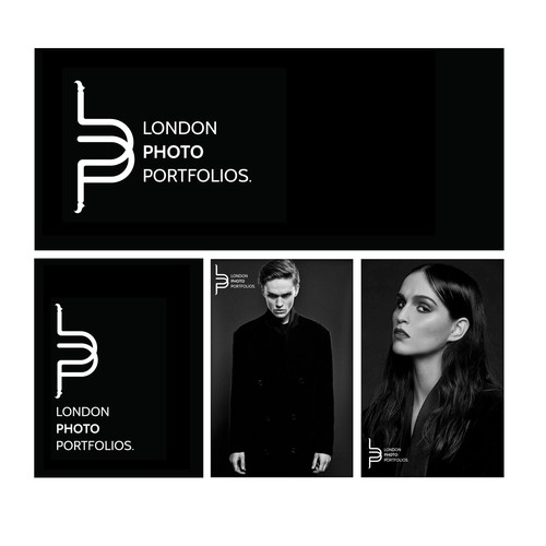 London Photo Portfolios Branding