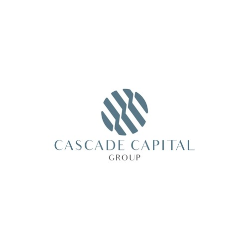 Minimalist logo for Financial Investments company.