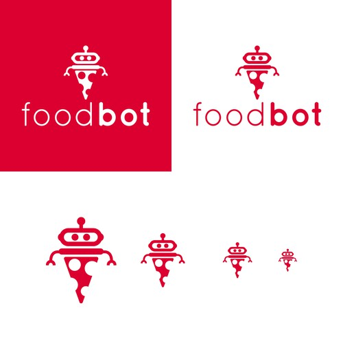Logo for a Food App