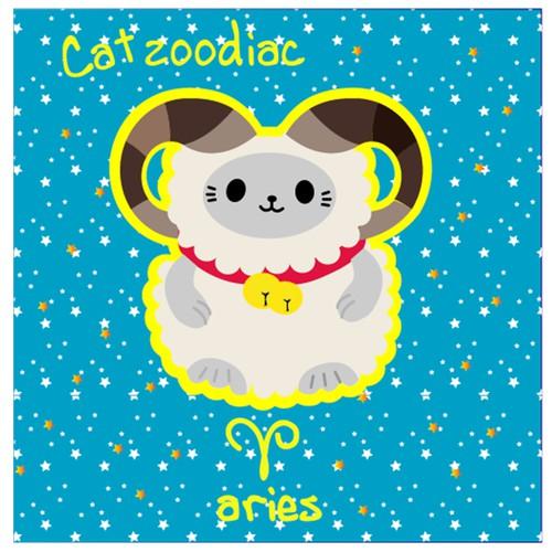 Cat zoodiac-aries