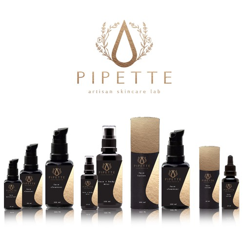 Pipette Natural Skincare Line