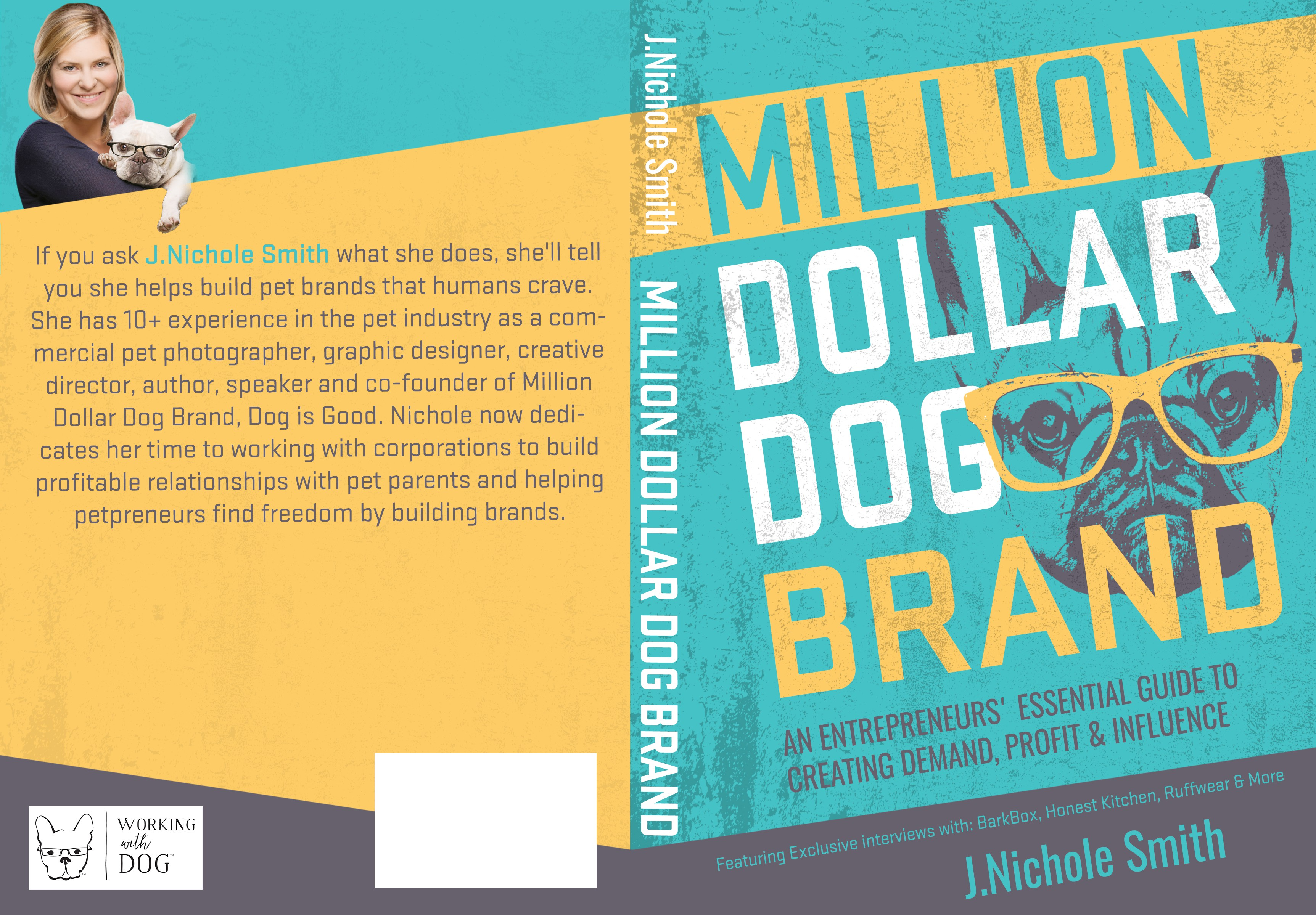 branding book needs your genius for the cover!