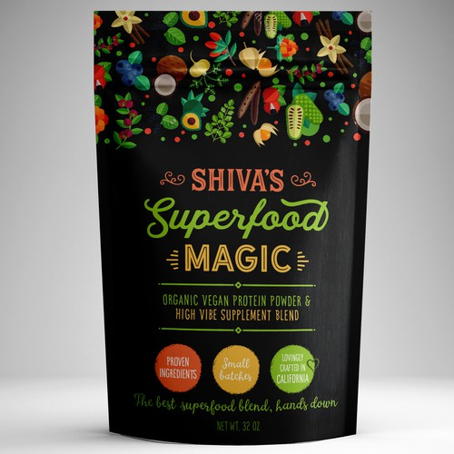 Shiva's Superfood Magic