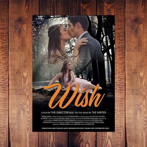 indie film movie poster wish