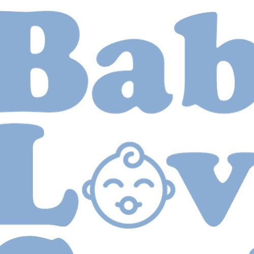 Logo type for babylovesock co.