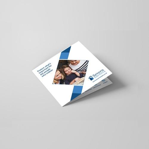 Doordrop leaflet