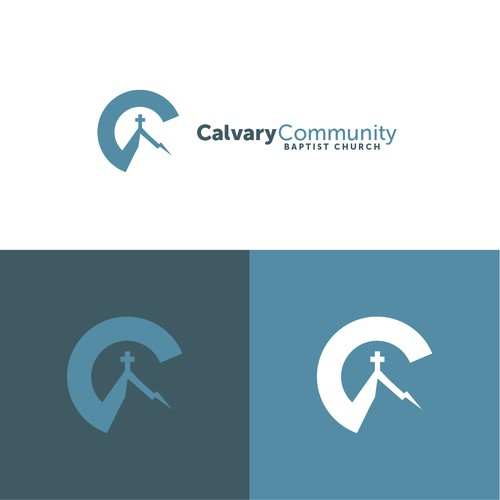 Bold Concept for Calvary Community Baptist Church
