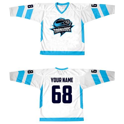 Hockey jersey design