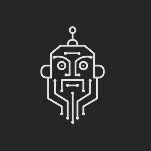Techy logo for a Ai firm