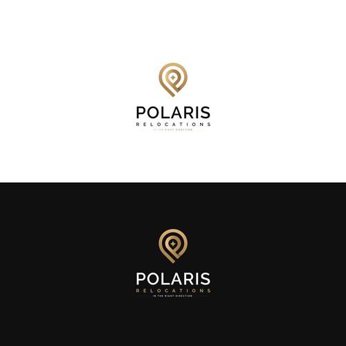 Logo for international relocations company
