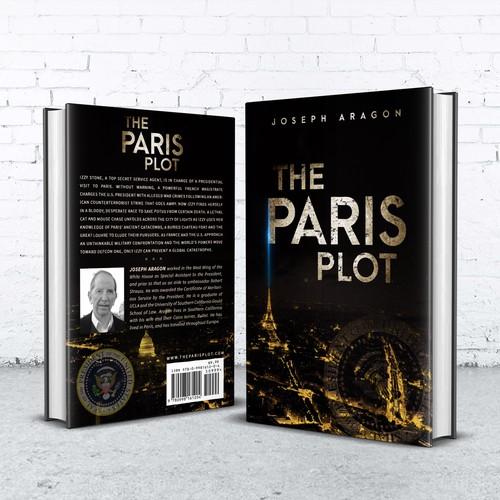 The Paris Plot - a political thriller