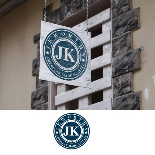 Emblem Logo for JKWORTHY