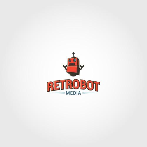 Retrobot media