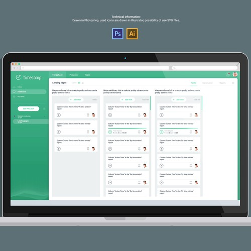 Task management software design