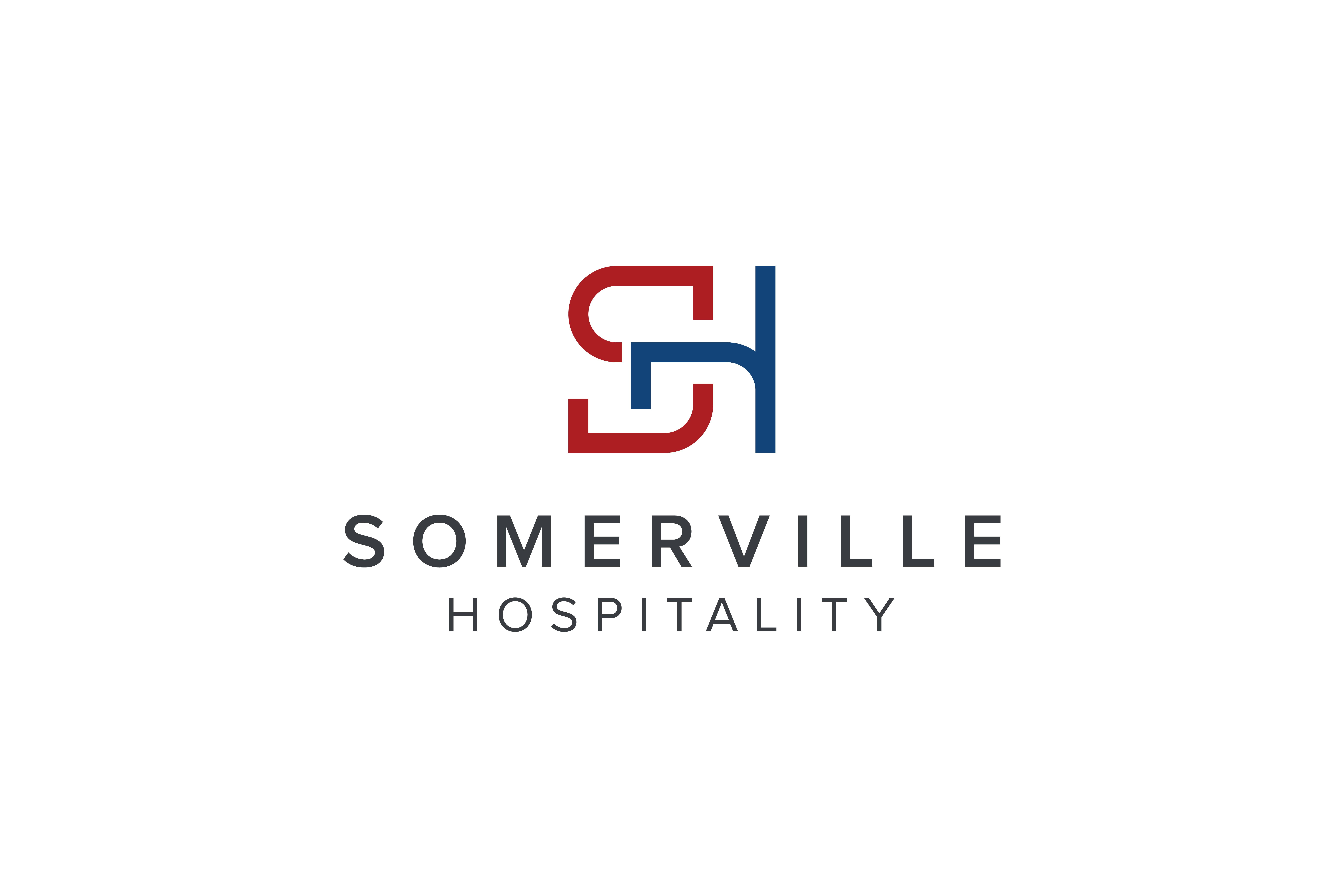 Create an upscale and modern logo for our hospitality company
