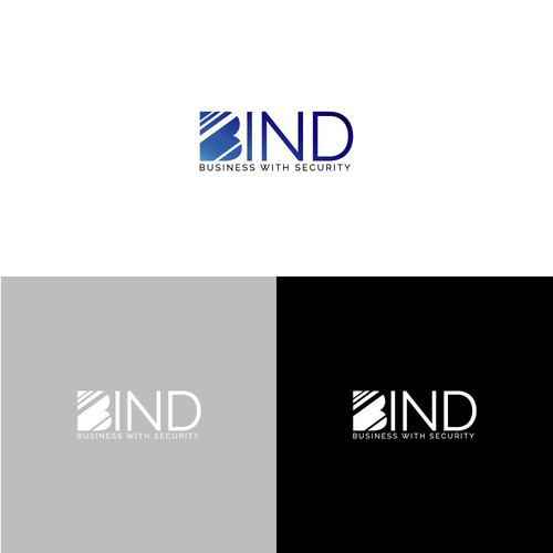 Logo concept for Bind