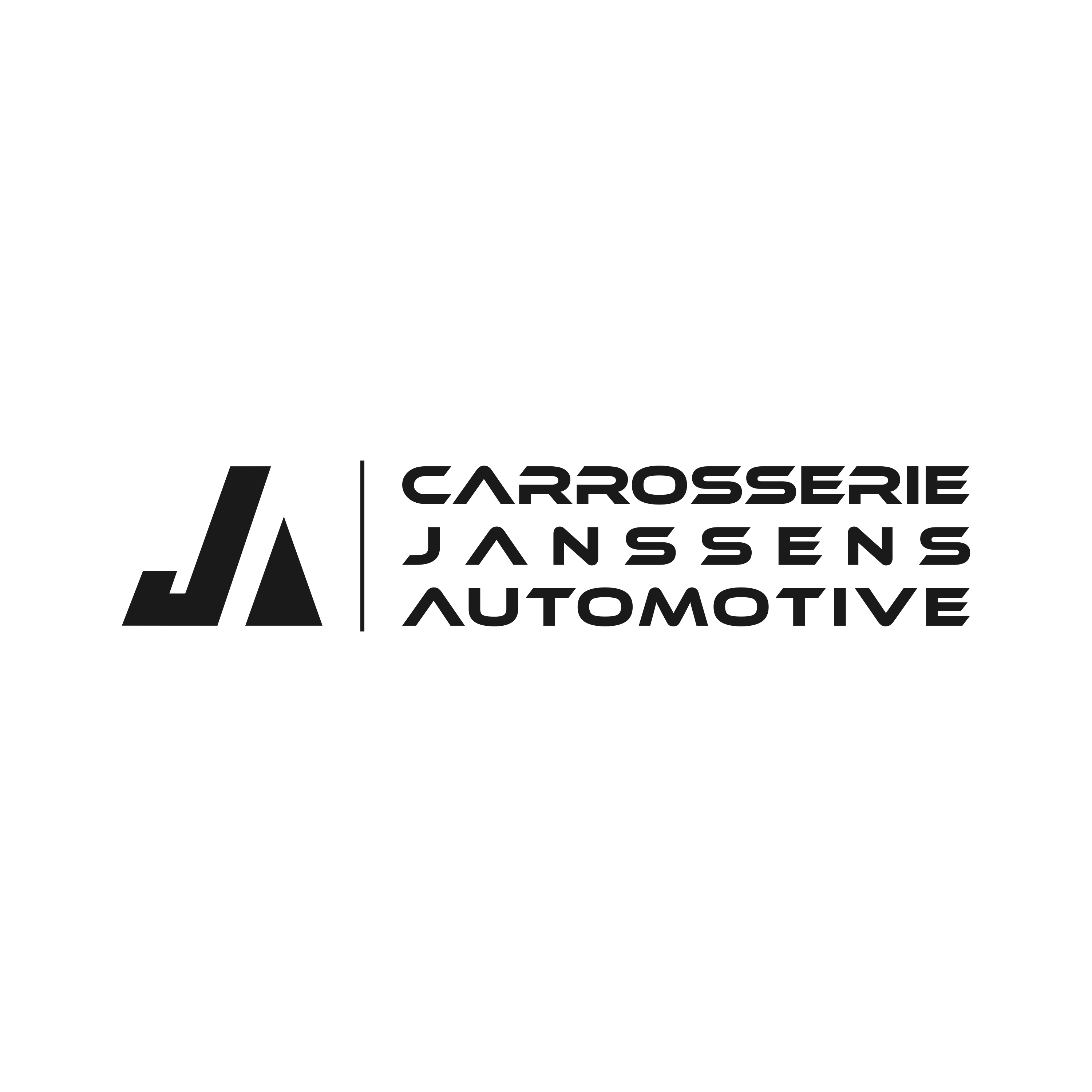 automotive company searching for a strong classy logo