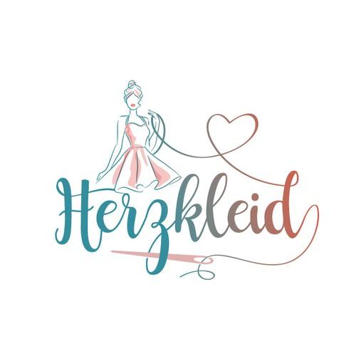 Women's clothing logo design