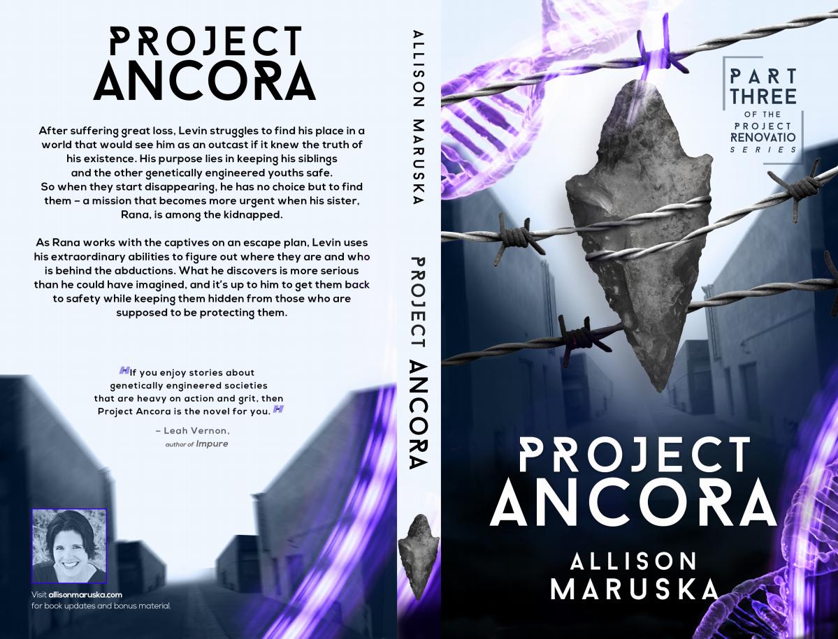 Project Ancora Cover