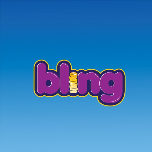 Fun Logo for bling