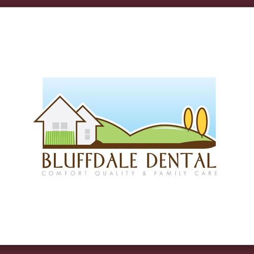BLUFFDALE DENTAL     Logo .   Please Help!
