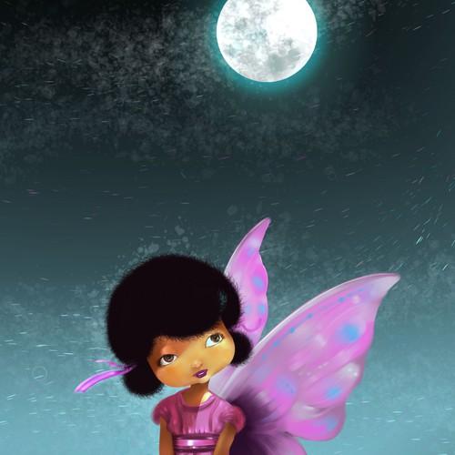 Fairy on a Log
