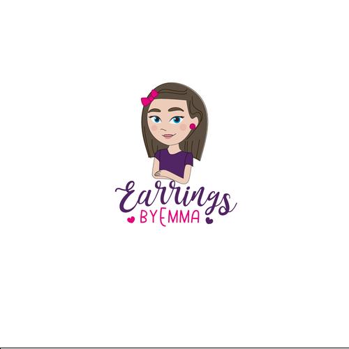 Beautiful Emma, logo from photo