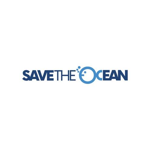 Logo per una società che tutela gli oceani