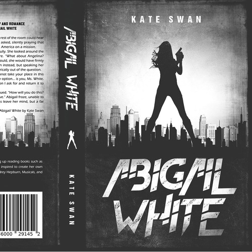 'Abigail White' book cover