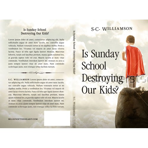 Is Sunday School Destroying Our Kids? by S.C. Williamson