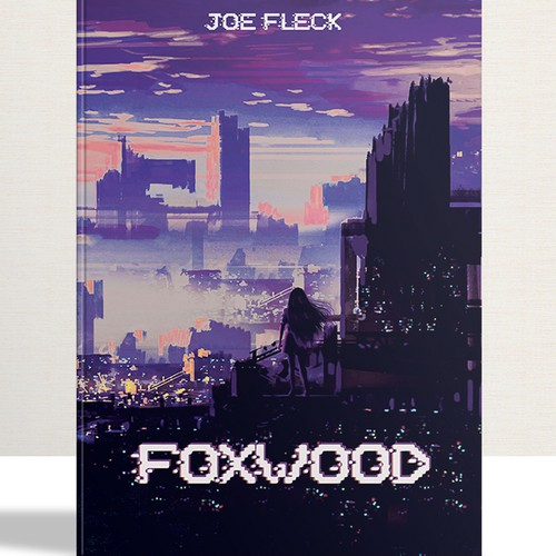 FOXWOOD - Book Cover