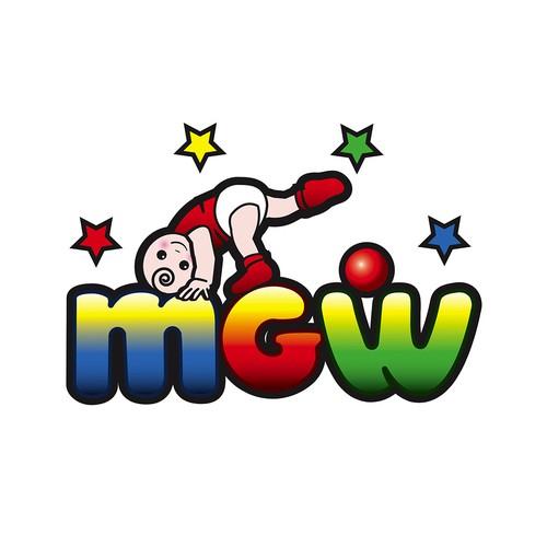Create a logo for a Baby Gym company!