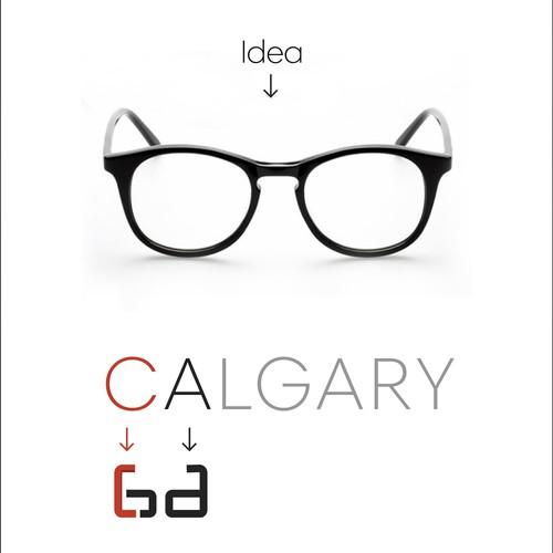 Calgary Eye Clinic Logo Design
