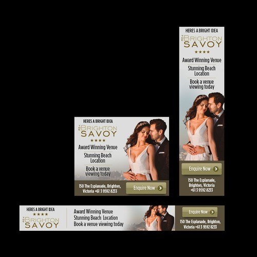 Banner Ad for Savoy