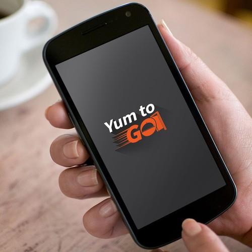 Yum to GO Logo Design