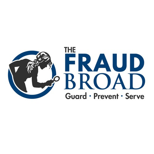 Logo design for The Fraud Broad